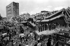 La gran lección que dejó a la Ciudad de México el terremoto de 1985
