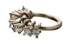 Belle ring by Sandberg