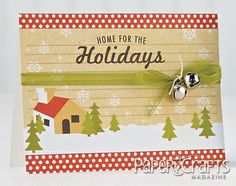 Rae Barthel - Paper Crafts November/December 2011