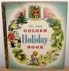 Golden Holiday Book
