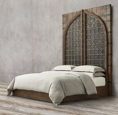 Indian Fortress Bed