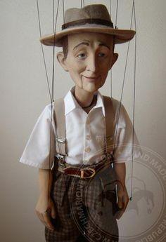 Bing Crosby Marionette