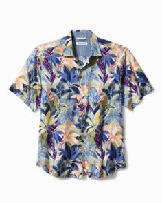 Big & Tall Men's New Clothing, Shoes & Accessories | Tommy Bahama Tall Guys, Big & Tall, Tommy Bahama, Men Casual, Camping, Comfy, Stylish, Fitness, Mens Tops