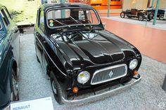 #Renault #4 #Bertin exposée à la #Cité de l'#Automobile, Collection #Schlumpf, de #Mulhouse. Article original : http://newsdanciennes.com/2015/07/16/on-a-teste-pour-vous-la-collection-schlumpf/ #Cars #Museum #Voiture #Ancienne #Classic
