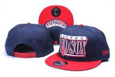 6.9$ NEW ERA BOSTON RED SOX SNAPBACK HATS - BLUE