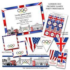 olympics party olympics-party