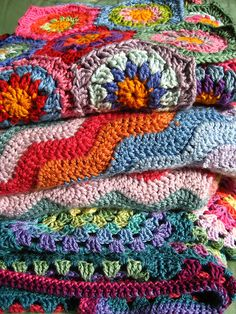 How to crochet...I want to learn!
