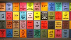 """Coupland, """"Slogans for the 21st Century"""""""