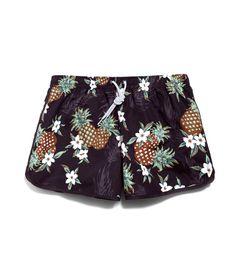 PINEAPPLE SWIMSUIT - Man - New this week - ZARA United States #menswear #clothing #style