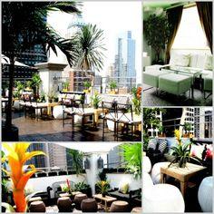 AVA Lounge NY Wedding & Event Space Rooftop - mazelmoments.com