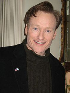 Conan O'Brien is an ordained minister