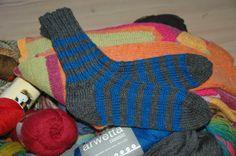 Socks for Kasper...