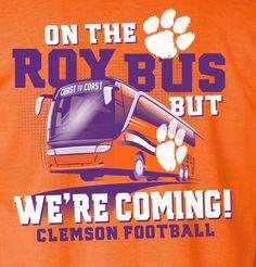 Football Signs, Clemson Football, Clemson Tigers, Fight Tiger, School Spirit, Fan, Death Valley, Orange, Tailgating