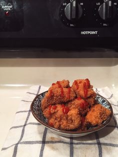 [OC] Kimchi Marinated Spicy Popcorn Chicken #food #foodporn #recipe #cooking #recipes #foodie #healthy #cook #health #yummy #delicious
