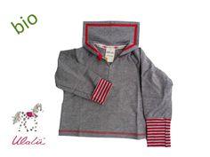 Langarmshirts - Taufkleidung Junge Matrosenhemd - ein Designerstück von Ulalue-Kinderdinge bei DaWanda