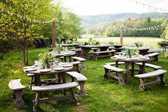 Blackberry Farm Weddings at the Yallarhammer
