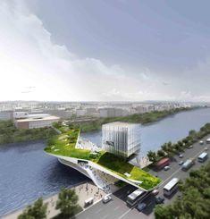 Seville 24/7 Center Proposal / Ayrat Khusnutdinov  Zhang Liheng