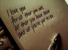 to my husband <3