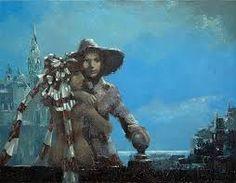Carnival in Venice paintings by Vladimir Ryabchikov - Beauty will save Melania Trump Ring, Venice Painting, Tribal Women, Vanitas, Oil On Canvas, Carnival, Statue, Google, Bucharest