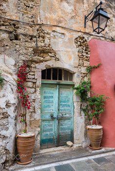 The beauty of dilapidation by Valentina Avramidi - Photo 223776299 / Corfu Greece, Mykonos Greece, Athens Greece, Crete Island, Greece Islands, Santorini, Rethymno Crete, Crete Rethymnon, Crete Holiday