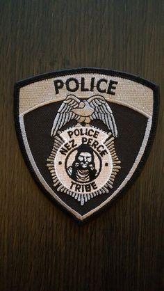 Kootenai river inn casino security idaho id tribal police patch ...