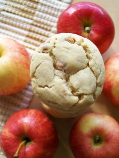 Caramel Apple Cider Cookies with bits of caramel. Here's a link to a video making these cookies: http://studio5.ksl.com/index.php?nid=126&sid=27014487
