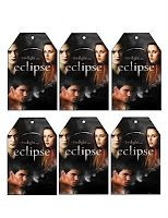 Twilight Eclipse printables for free download