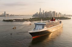 After a $132 million refurbishment Cunard's Queen Mary 2 cruise ship is more luxurious than ever