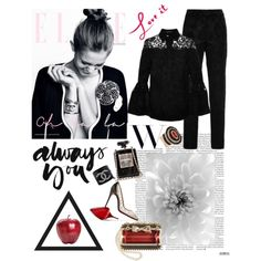 """""""CLB & Chanel"""" by jacque-reid on Polyvore"""