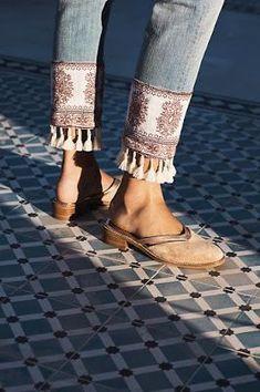 Anthropologie Favorites:: Jeans / Pants #diypantsrefashion