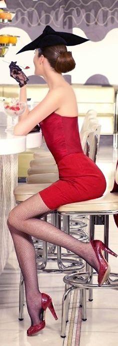 'lady at the cafe   ~~  X ღɱɧღ ♫ || anbenna : Photo