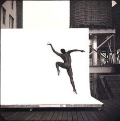 Beautiful movement captured  Annie Leibovitz: Bill T. Jones