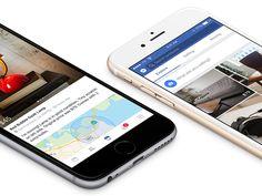 Facebook meletakkan Marketplace dalam aplikasi mobile |PT Rifan Financindo Berjangka Cabang Axa         Director of Product Management Fac...
