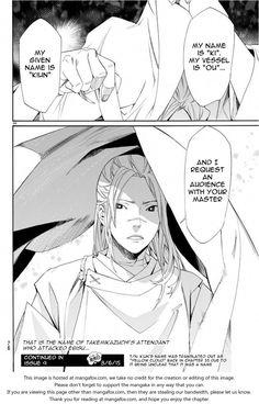 Noragami 56: Commandment at MangaFox.me