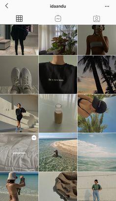 Instagram Feed Planner, Instagram Feed Goals, Best Instagram Feeds, Instagram Feed Ideas Posts, Instagram Grid, Instagram Photo Editing, Creative Instagram Stories, Instagram Design, Instagram Themes Ideas