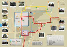 Angkor Temples Map