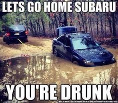 Subaru....