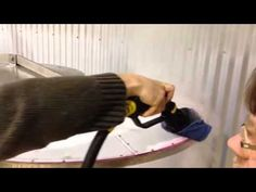 Wine Tank Cleaning with Bacchus Steam Tools Steam Cleaning, Bacchus, Leaf Blower, Outdoor Power Equipment, Barrel, Wine, Tools, Videos, Accessories
