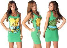 Zo kan ik wel naar de Teenage Mutant Ninja Turtles kijken