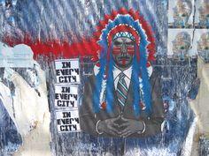 Resultado de imagem para graffiti native