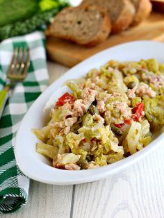 Calamari, Natural Life, Fried Rice, Pasta Salad, Food And Drink, Veggies, Appetizers, Low Carb, Gluten Free