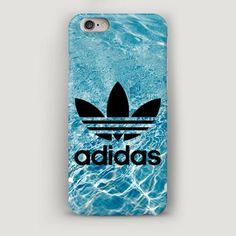 Adidas mer iPhone 7 affaire bleu pour iPhone 5 s Case Adidas