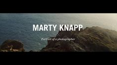 Marty has been photographing the landscapes of Northern California and the surrounding areas near Point Reyes for over 25 years. His work portrays the coastal wilderness area in the classic manner of the great American landscape photographer.    http://www.martyknapp.com      Production: Vertical Online  http://www.verticalonline.com    Camera: RED Scarlet-X  Editing: Final Cut Pro X    Music composed and scored by: Dexter Britain  http://www.dexterbritain.co.uk