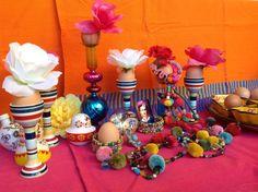 5 dekoracje wielkanocne pisanki swiateczny stol etno easter decorating easter eggs holiday table setting mexican easter ethnic boho folk styling