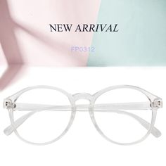 33015c06544 Ashley Round Glasses FP0312-01 Prescription Glasses Online