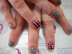 Shellac polish, spa, care, Gel nails, glitter tips,