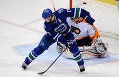 Vancouver Canucks centre Ryan Kesler will get a visit from the Philadelphia Flyers, a marquee team through the years, on this Sunday night. Vancouver Bc Canada, Vancouver Canucks, Ryan Kesler, Philadelphia Flyers, Sunday Night, Motorcycle Jacket, Centre