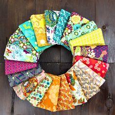 Gorgeous fabric & inspiration photos