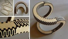 Morphology and Digital Fabrication: Laser Cutting