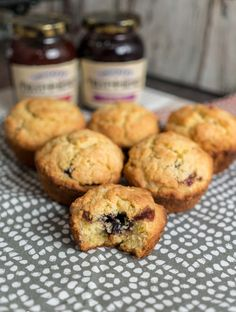 Peanut Butter Honey Muffins make the perfect addition to you brunch or even a great late night snack. #ad #EasyHolidayEats